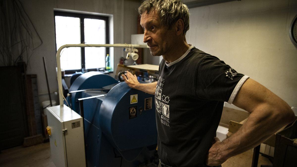 Šéf tiskárny: Státu jsem odvedl desítky milionů, teď nás hodil přes palubu