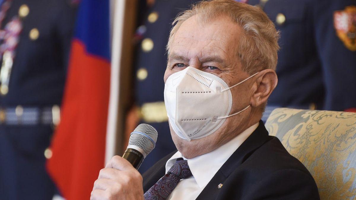 """""""Stvořil chiméru brzké smrti prezidenta."""" Verdikt, proč má Zeman dostat čtvrt milionu"""