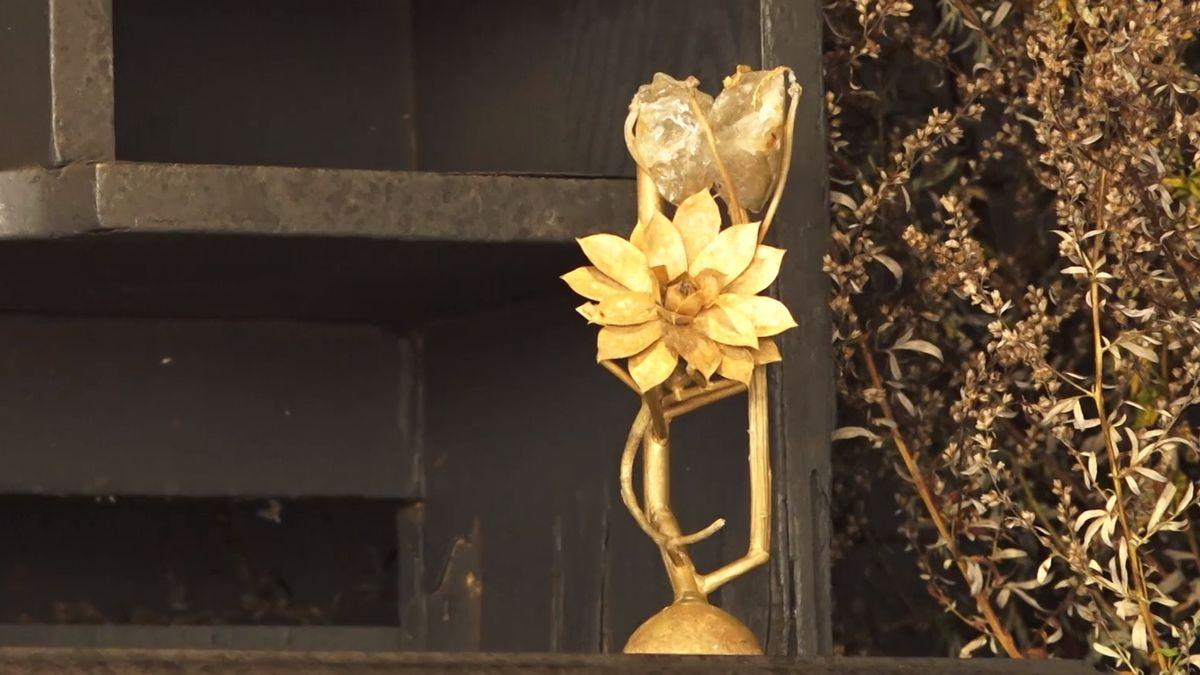 Místo dovolené váza nebo nábytek. Lidé se vpandemii vrhli na design