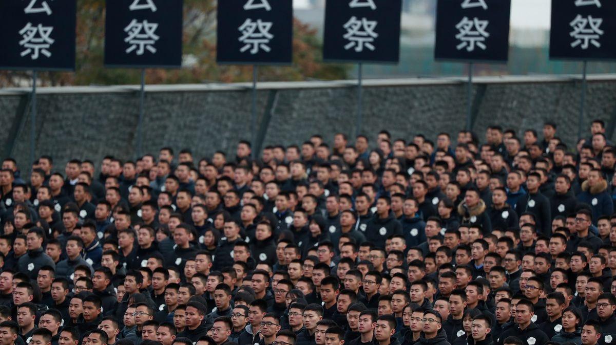 """""""Už nikdy víc."""" Historickou křivdu Čína proměňuje ve svůj hnací motor"""