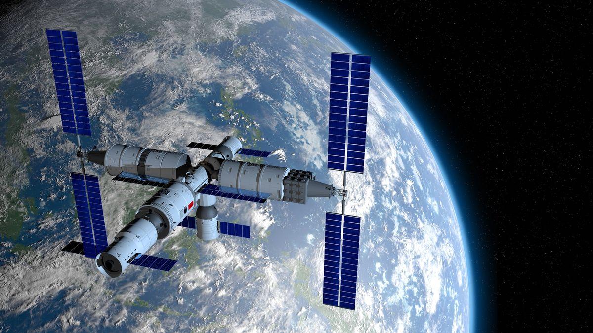 Start je na spadnutí. Čína zahájí stavbu nové vesmírné stanice