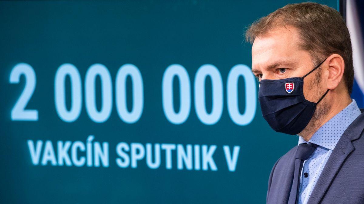 Smlouva, kterou Matovič nečetl. Slovenský nákup Sputniku už není tajný