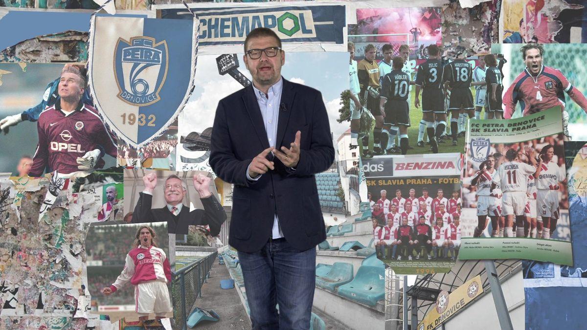 Slavia zde vyhrála titul za účasti Klause. Legendární venkovský stadion ožívá