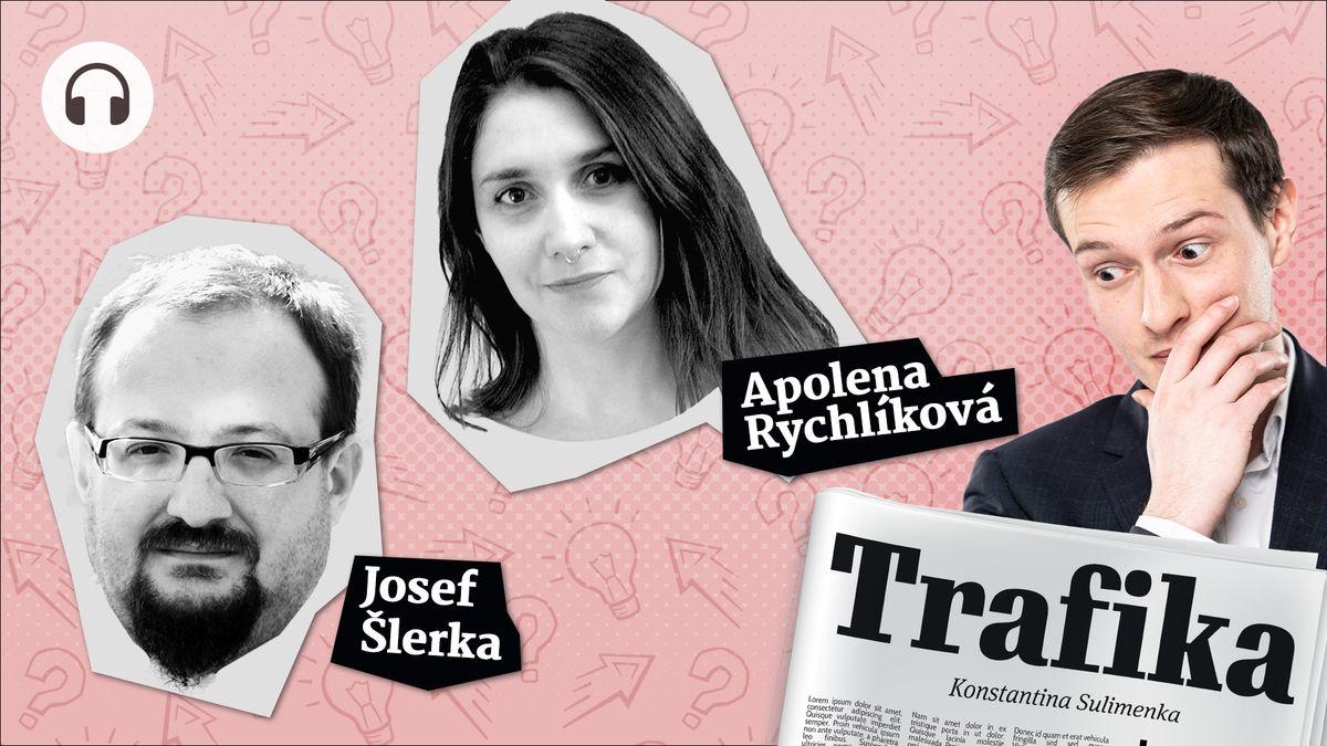 Trafika: Český slavík se mění ve volební experiment a novináři blouzní zkonspirací
