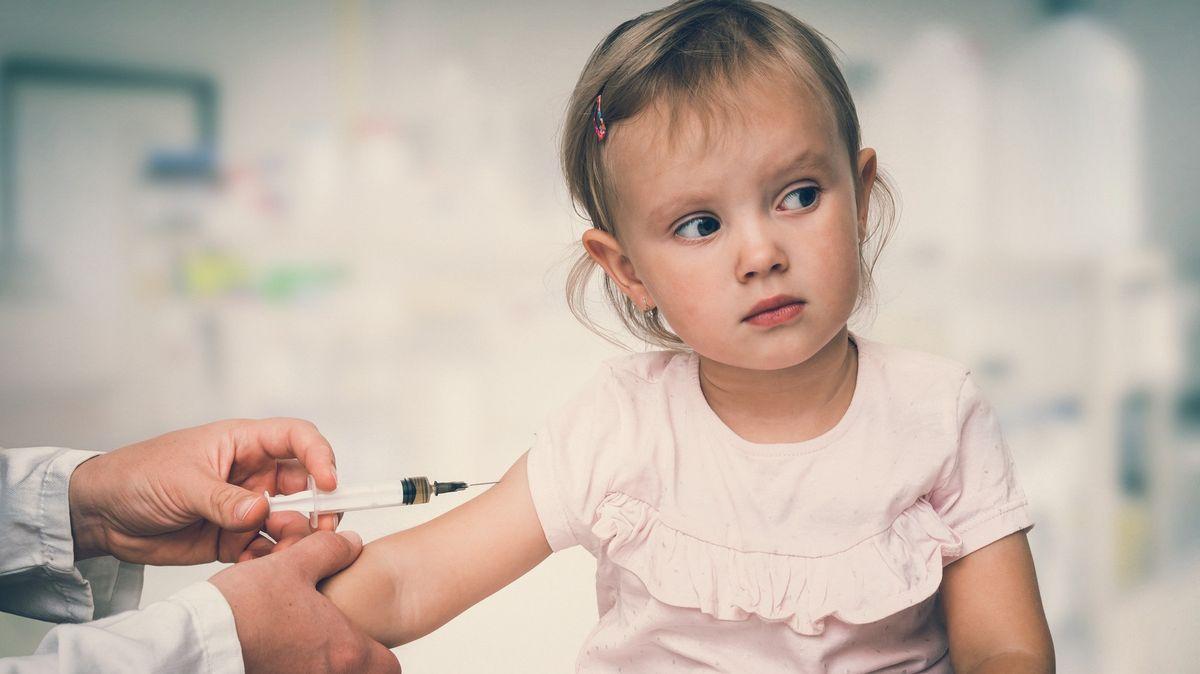 Česko objednalo vakcínu proti covidu pro děti od pěti let