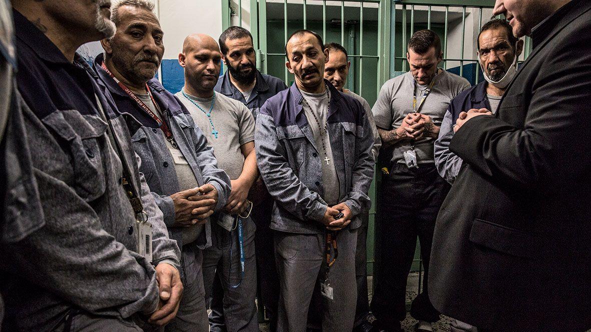 2roky, 20věznic. Legendární fotograf Štreit zachytil lidskost za mřížemi