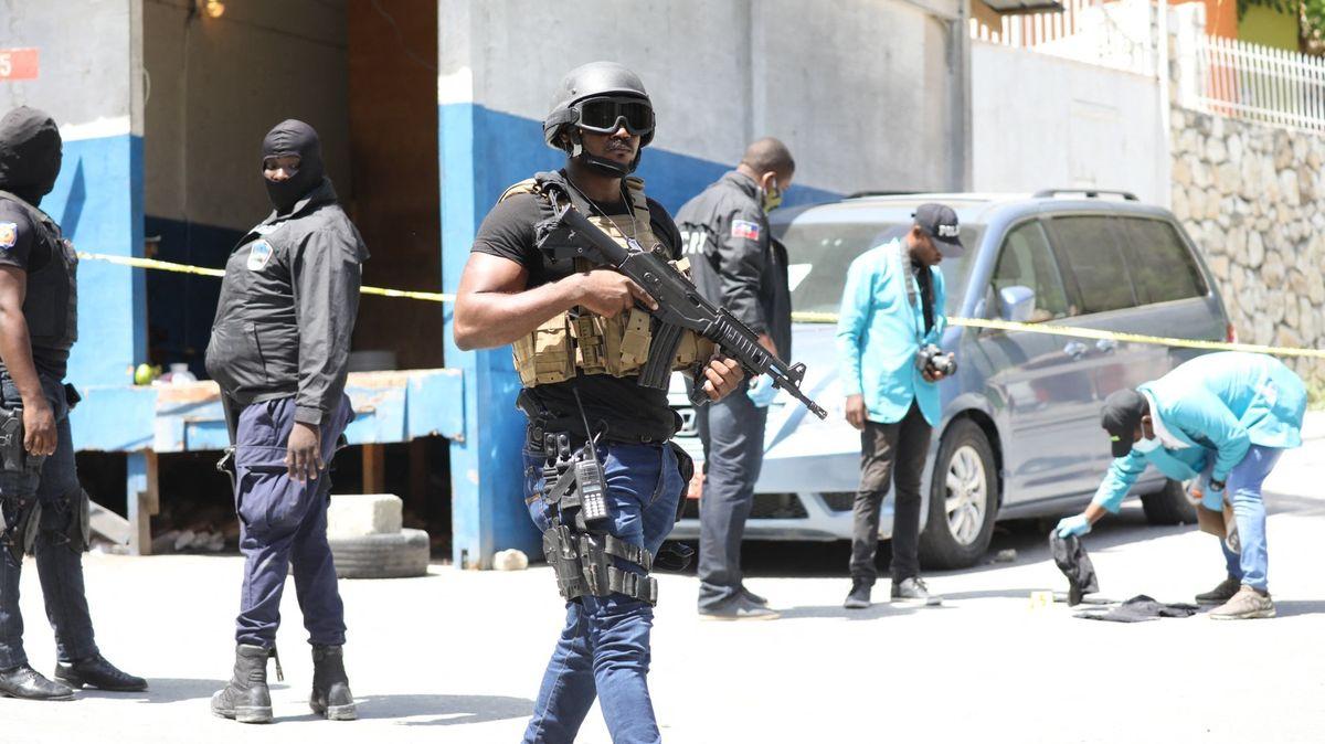 Gang na Haiti unesl skupinu 17Američanů, včetně dětí