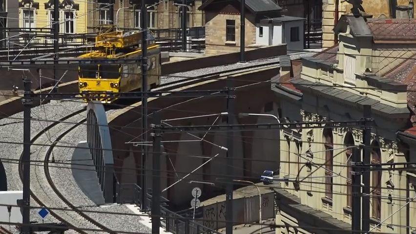 Negrelliho viadukt se otevře vpondělí, jde oprvní úsek kletišti
