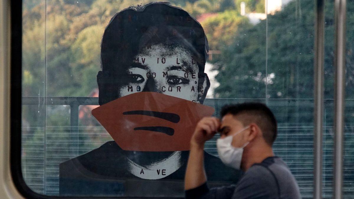Smutné rekordy vBrazílii a Mexiku, počet obětí za den přesahuje tisíc