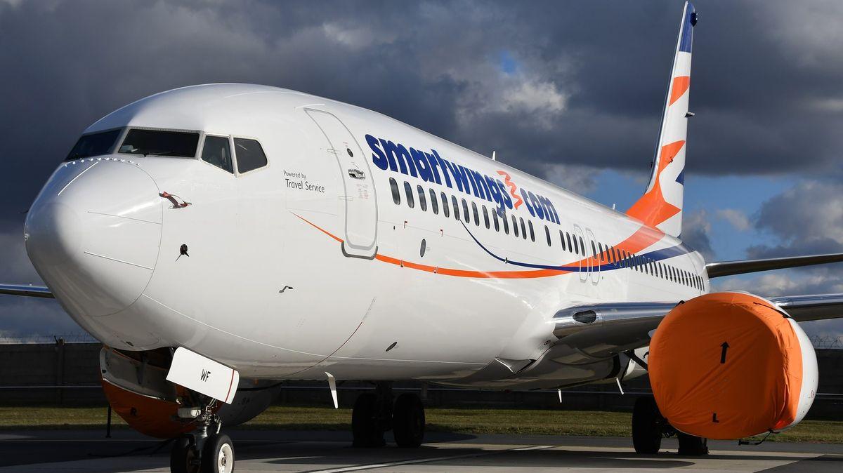 Aerolinky Smartwings chtějí po vládě půl miliardy za prázdné sedačky