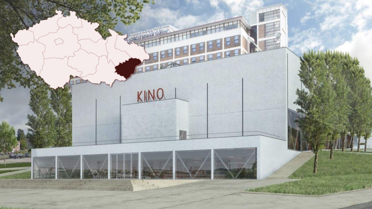 Zlínské Velké kino postavil Baťa. Teď se dočká modernizace