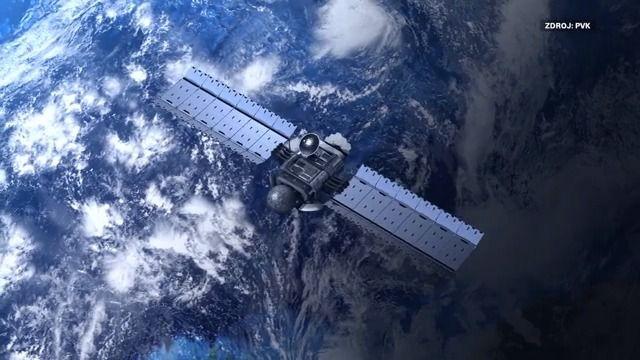 Pražskou vodovodní síť zkontrolovala družice, jaká hledá ivodu na Marsu