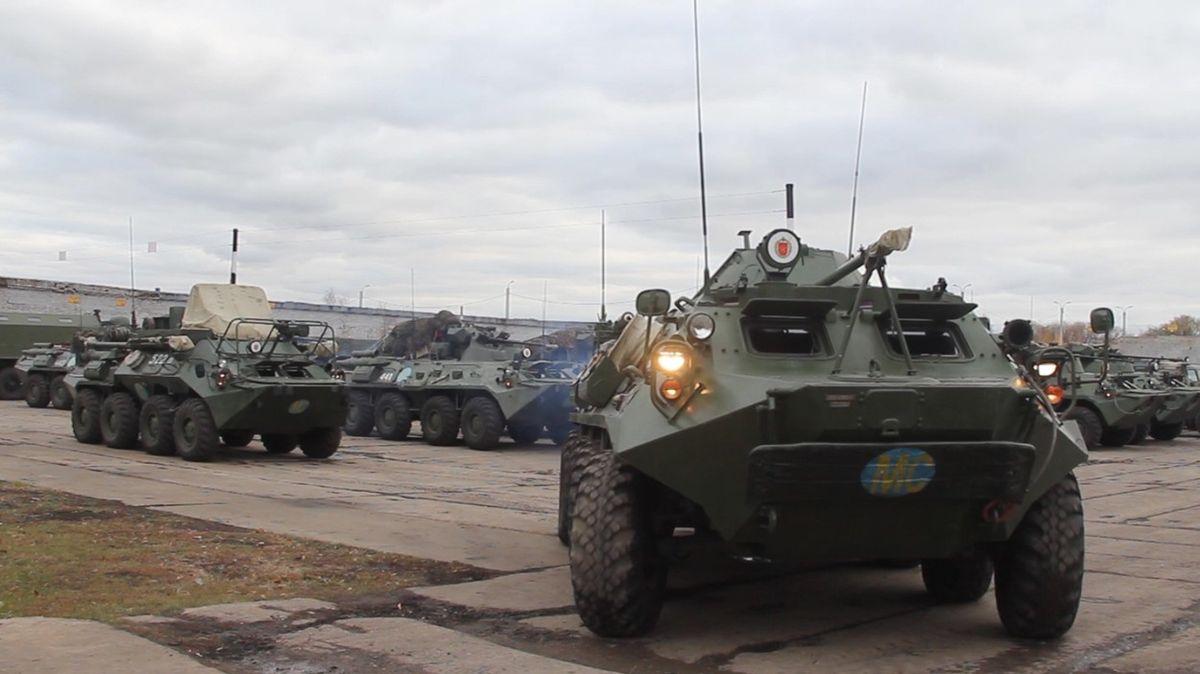 Rusko posílá do Karabachu vojáky se zkušeností zDonbasu, píší na Ukrajině
