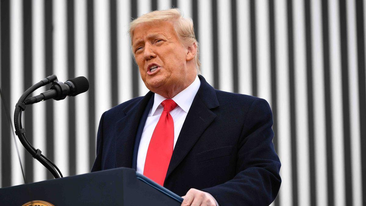 """""""Jsem nevinný muž."""" Proběhla poslední federální poprava na Trumpův účet"""