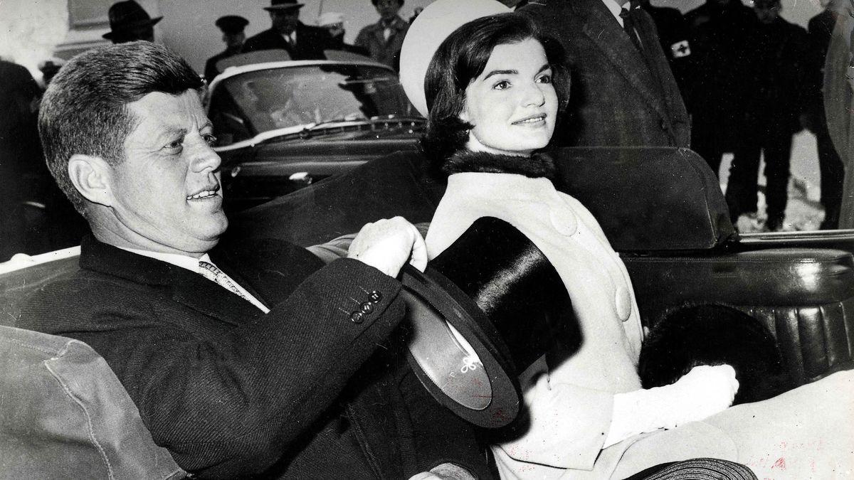 Fotky: Tak se předávala moc před 60lety. Do Bílého domu vstoupil JFK
