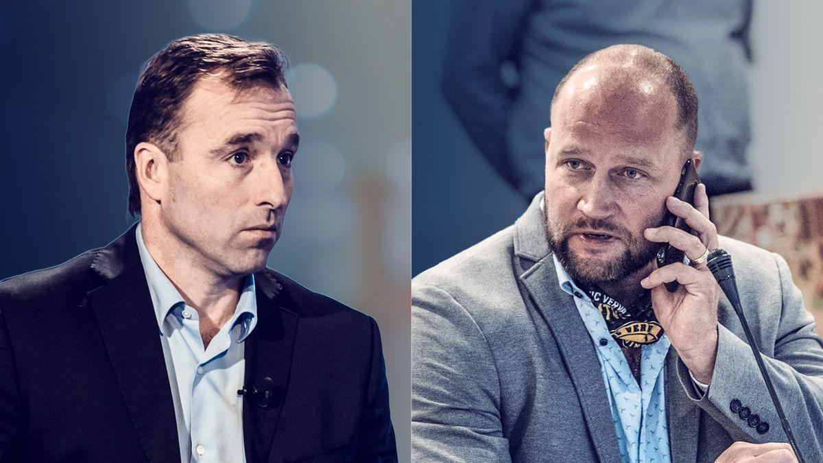 Hnilička a Šlégr mohou dostat kvůli nepovolené oslavě další pokutu