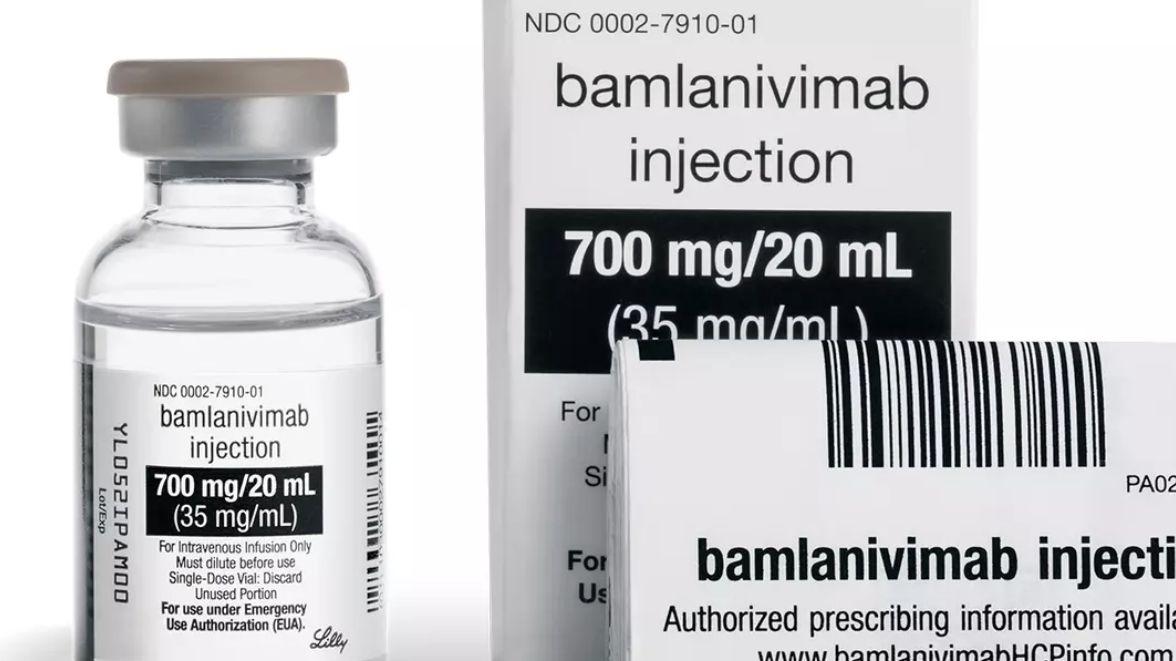 Lék bamlanivimab proti těžkému průběhu nemoci covid-19dostala první pacientka vČR