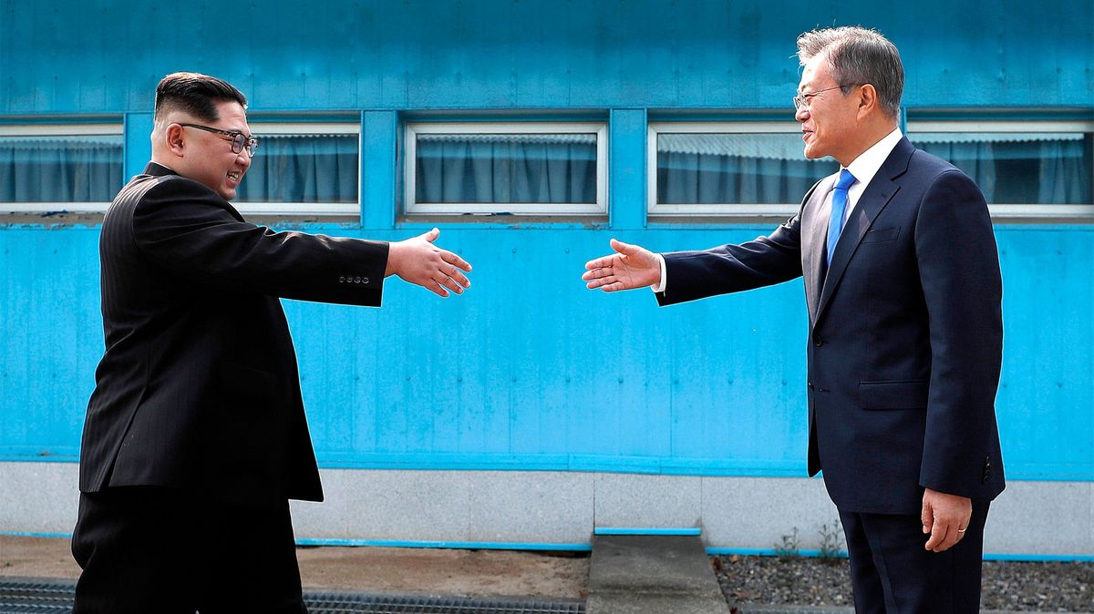 Celokorejské olympijské hry? Jih má sen, sever nekomunikuje