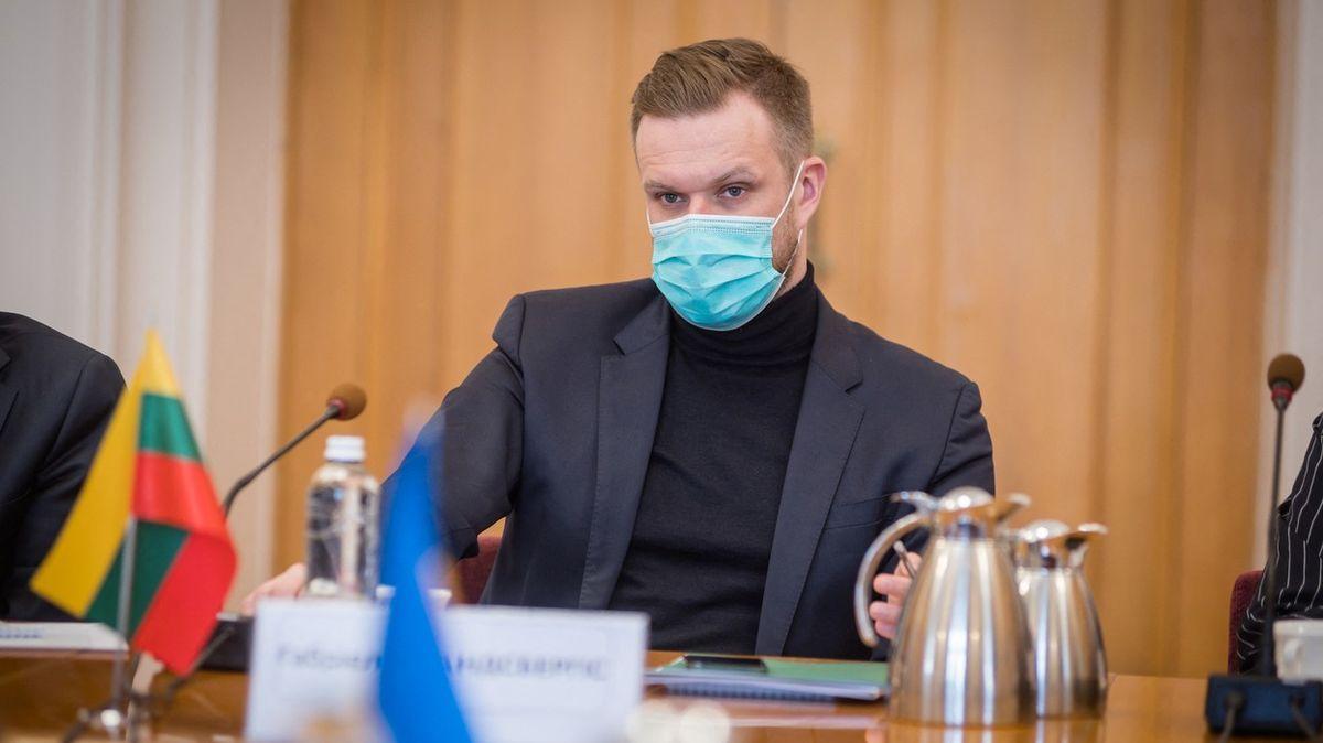 Vrbětice jsou teroristický útok horší než Salisbury, říká litevský ministr