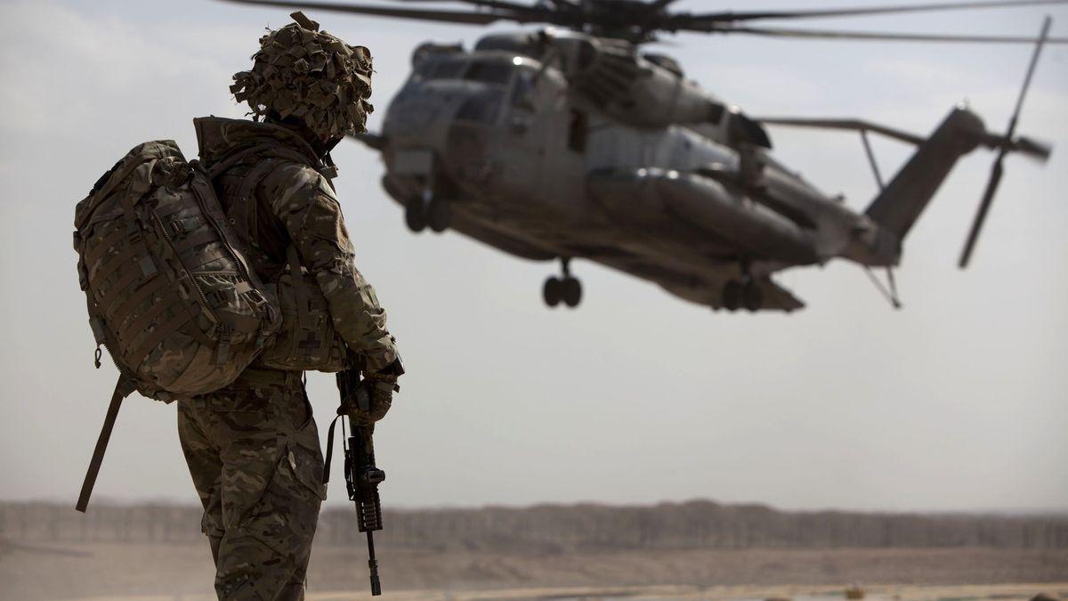 Po Američanech také Britové. Afghánistán opouštějí další spojenci
