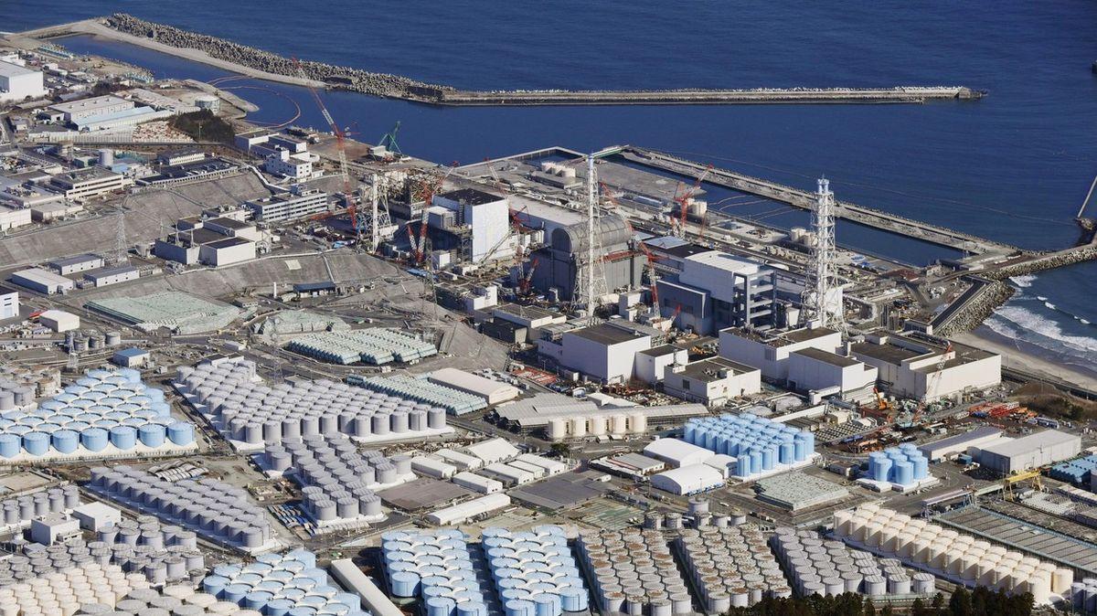 Japonci vypustí vodu zFukušimy do moře