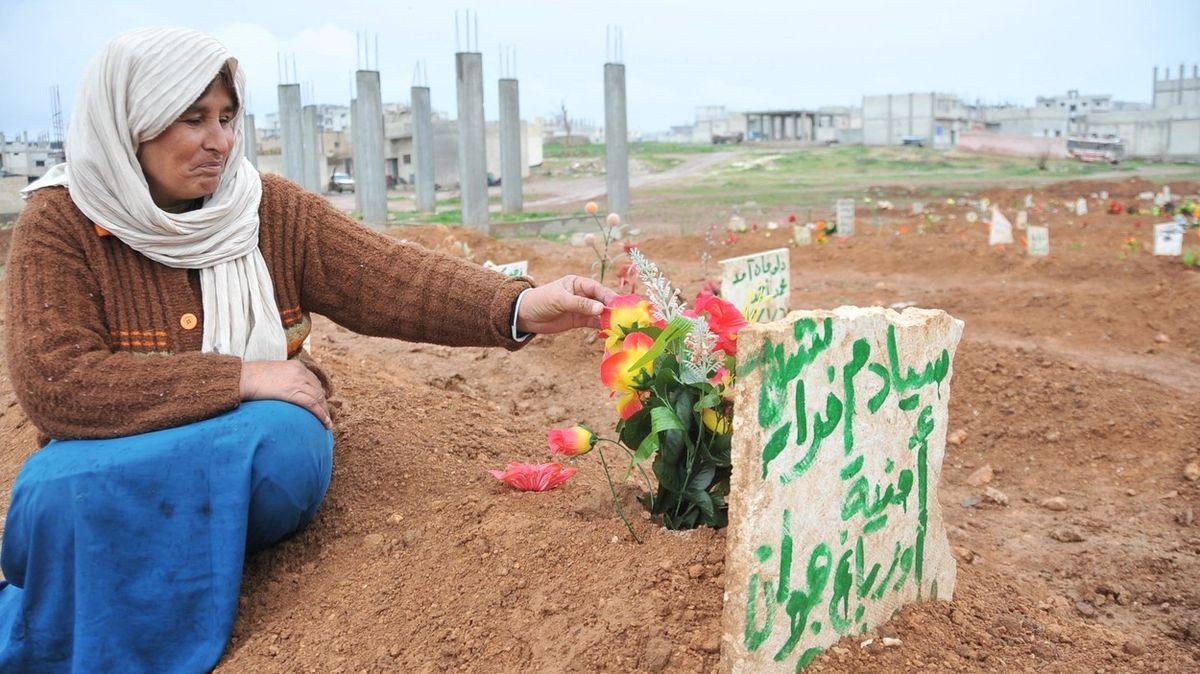 Za útok na syrské Kobani Turecko soudí jeho obránce, ne teroristy zIS