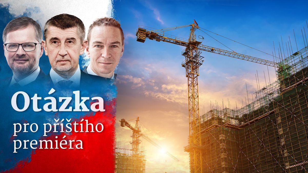 Opoziční recepty na bydlení: Omezit kupce ze zahraničí a opravit zákon