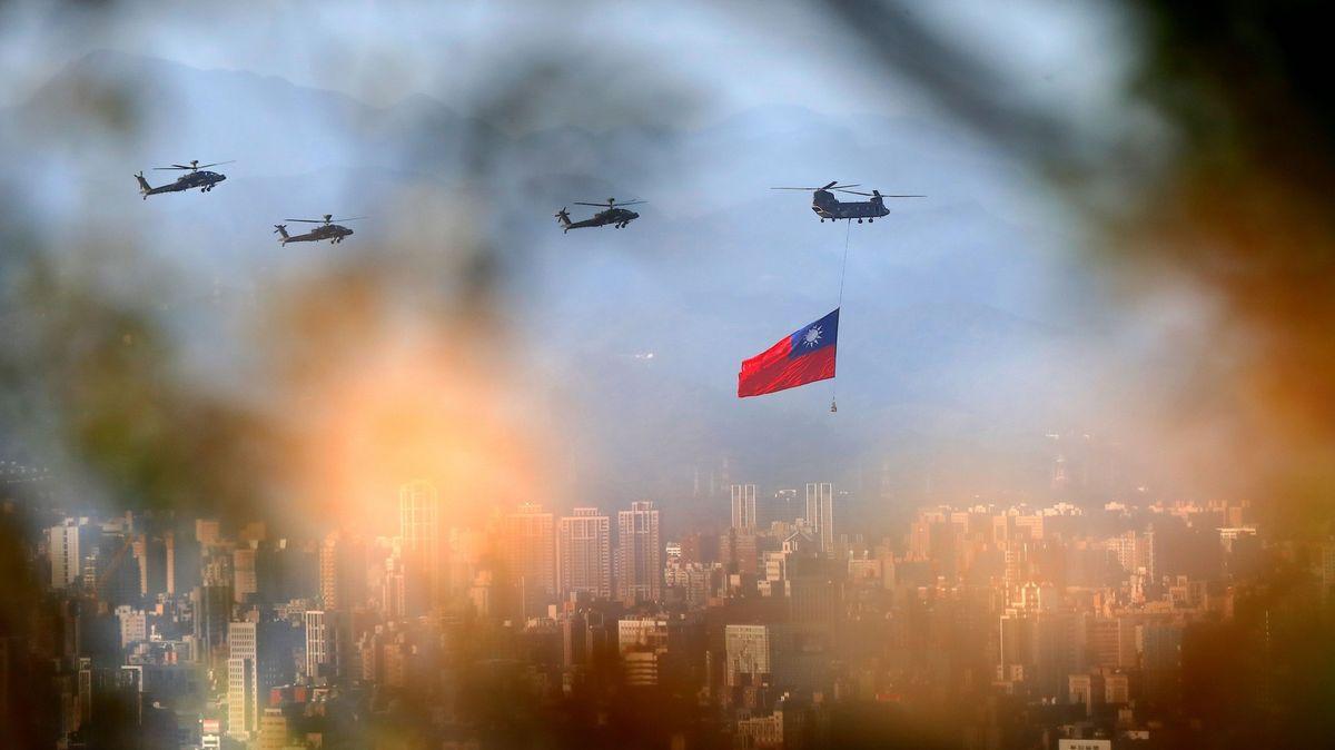 """Tchaj-wan Číně nepatří. Deset bodů ksoučasné krizi """"jedné Číny"""""""