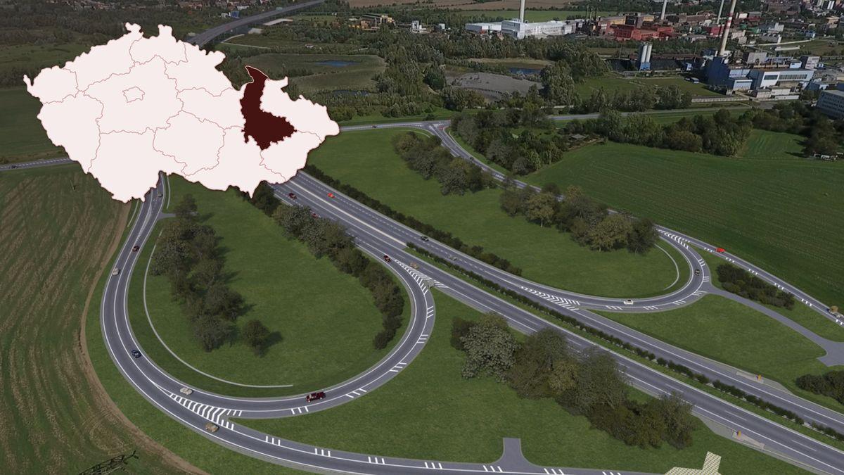 Podívejte se: Dálnice D1 se prodlouží, kolony konečně zmizí