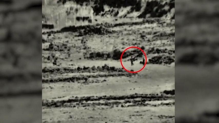 Záběry: Izraelská armáda zlikvidovala skupinu teroristů
