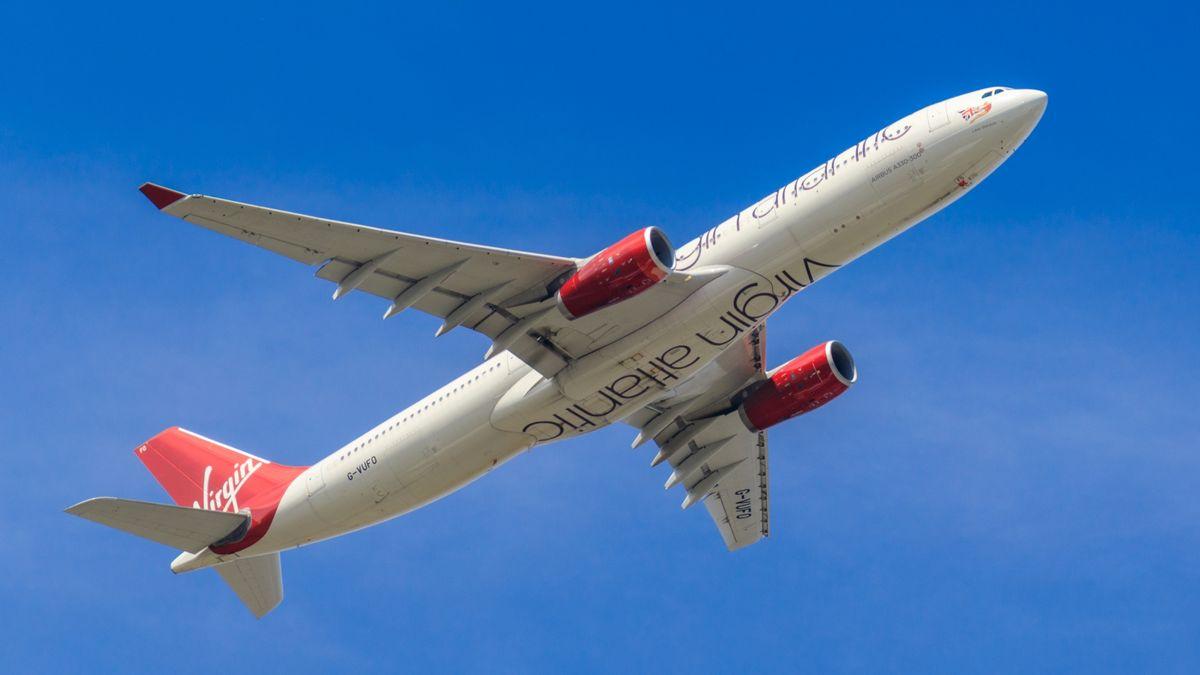 Branson zachraňuje svá letadla. Jeho Virgin Atlantic chce na burzu