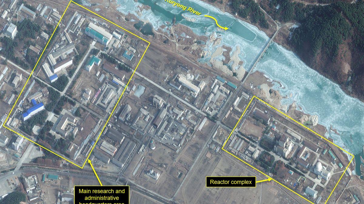 Silné záplavy vKLDR ohrožují jaderný reaktor