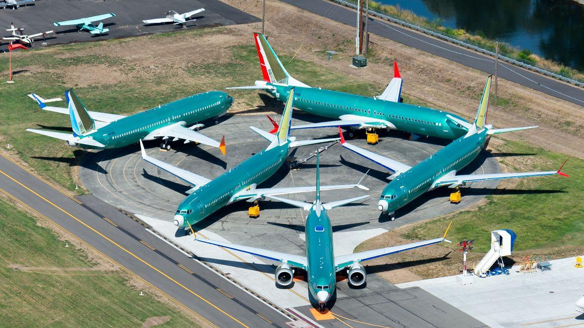 Problémový Boeing 737MAX má naději. Možná už vlednu začne létat vEU