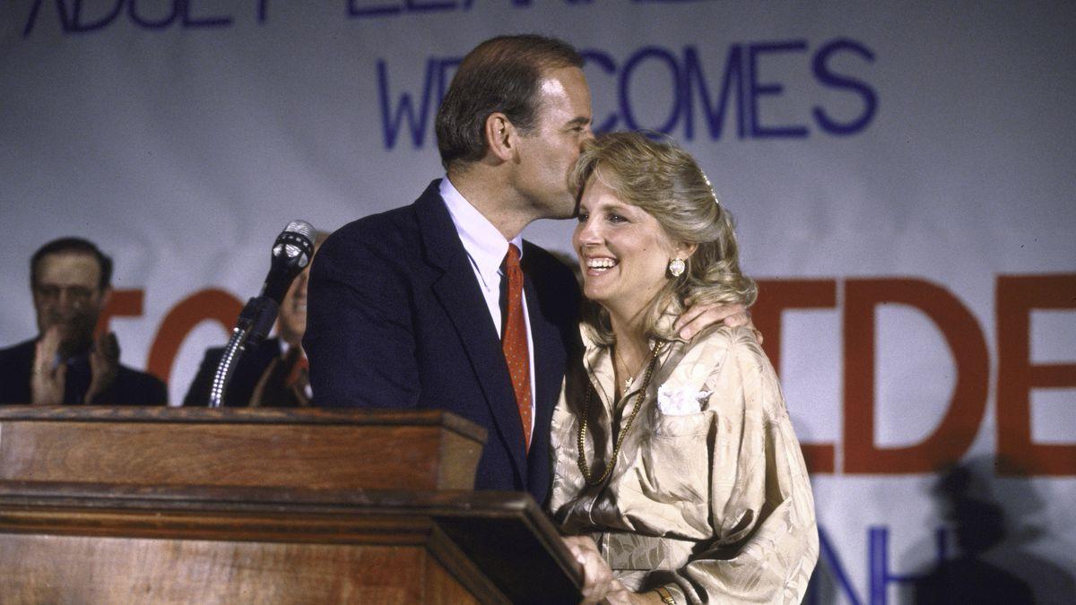 Fotky příští první dámy: Jill Bidenová ví, jak být ženou politika a zůstat svá