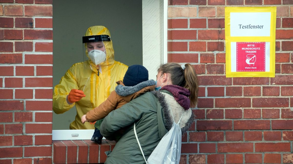 Ipřes přísný lockdown se Německo nachází vnejtěžším bodě pandemie