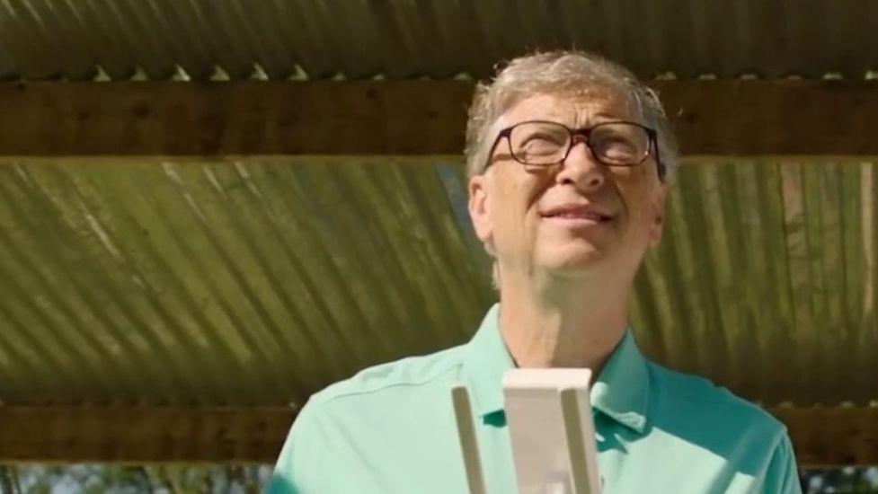 Gates je největším farmářem ve Spojených státech