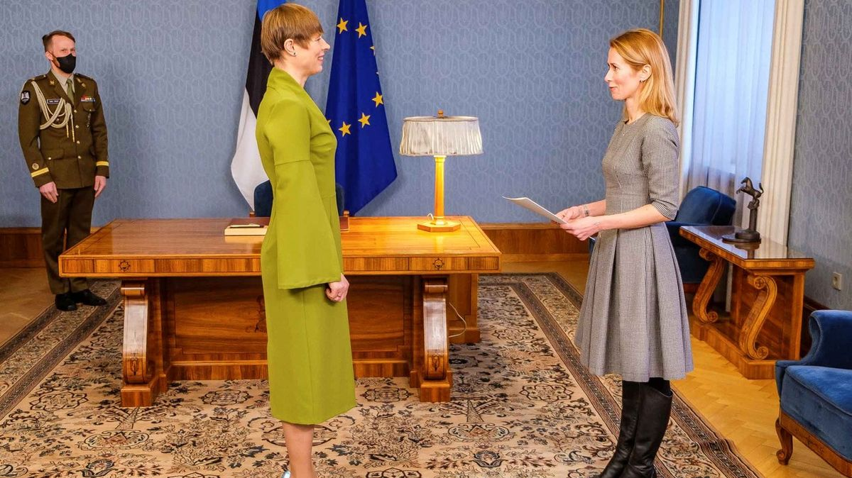 Ženská síla vPobaltí. Estonsko bude mít po prezidentce zřejmě ipremiérku