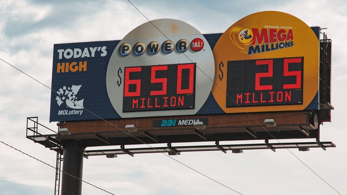 Šťastlivec je díky loterii bohatší o22miliard korun
