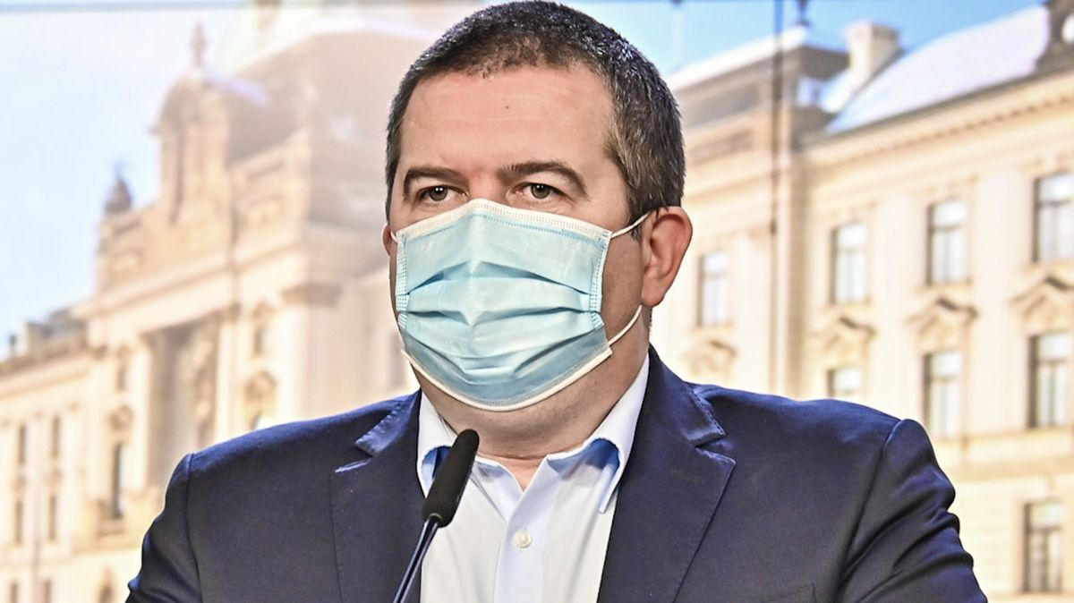 Hamáček varoval před vládou ANO, ale sODS