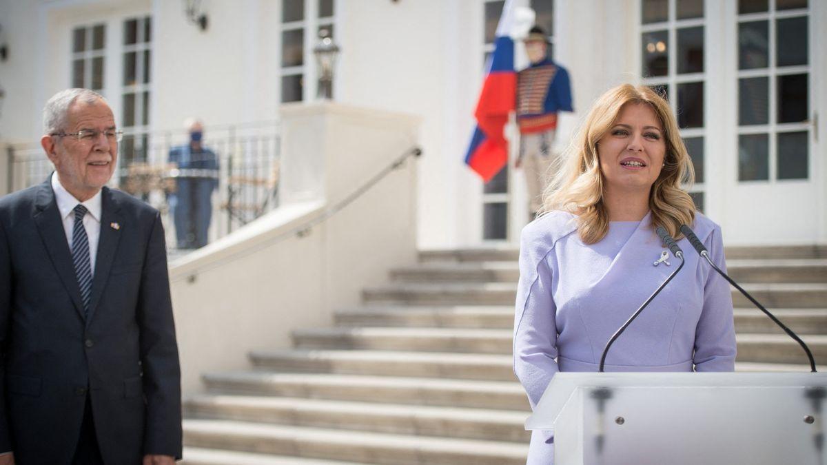 Slovenské ministerstvo zdravotnictví potřebuje nový impulz, říká Čaputová