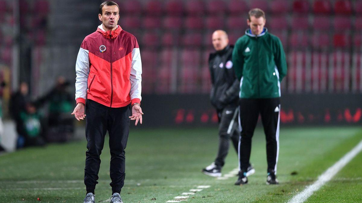 Proti Arsenalu bude hrát stopera Bořil, odhaduje bývalý hráč a trenér Brabec