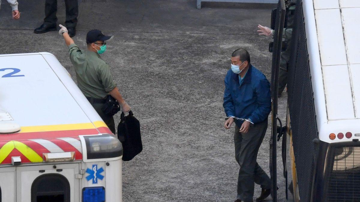 Klíčový rozsudek. Hongkongský aktivista Lai stráví ve vězení 14měsíců