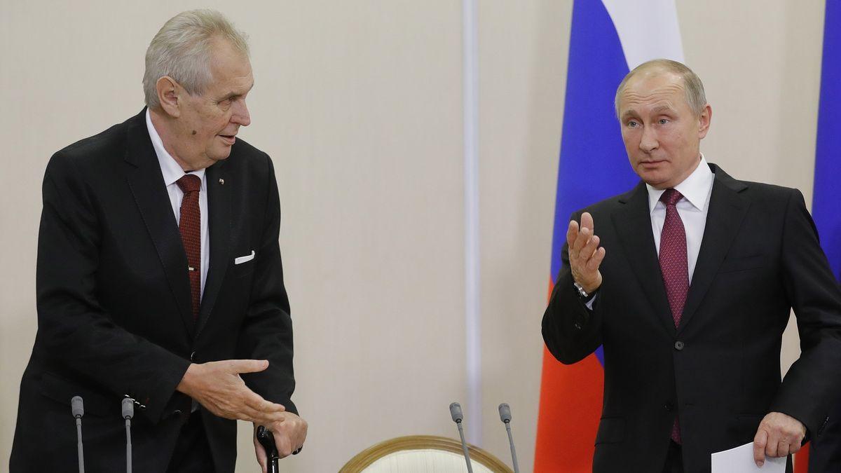 """""""VMoskvě mohou být spokojeni."""" Opozice hodnotí projev prezidenta"""