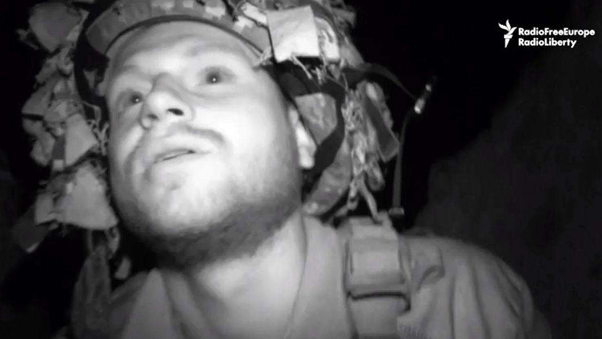 Vzákopu sukrajinskými vojáky: Snaží se nás vyprovokovat, slyšíte?