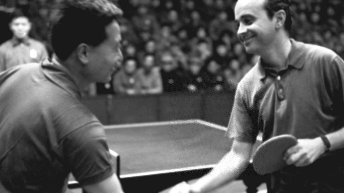 Sport, který stmelil nepřátele. Čína a USA si připomínají 50leté výročí