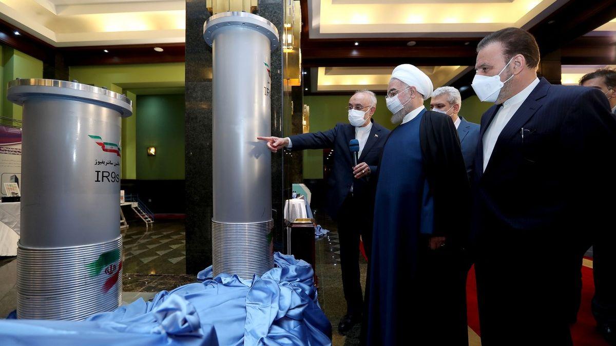 Sionistům se pomstíme, hrozí Írán po útoku na jaderný komplex. Napětí sílí