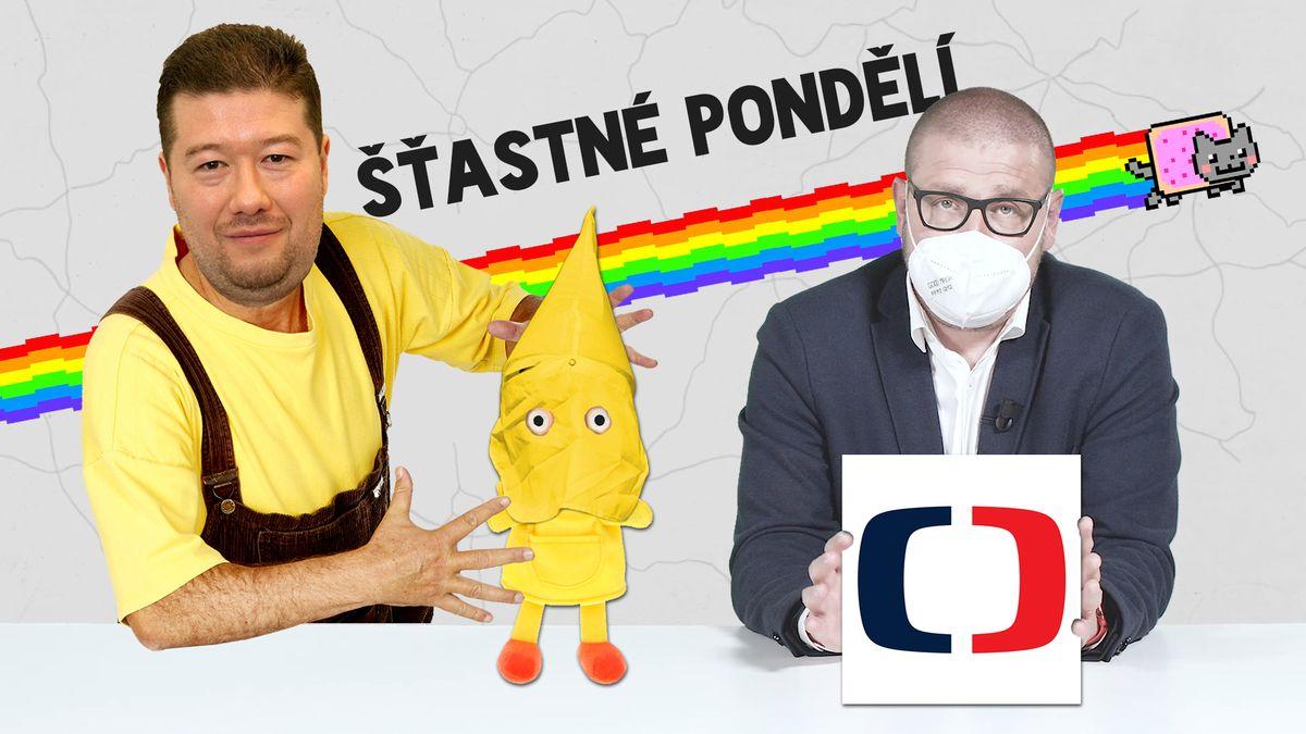 Šťastné pondělí: Kdo pomohl Okamurovi na vrchol? Česká televize a Jiřina Bohdalová