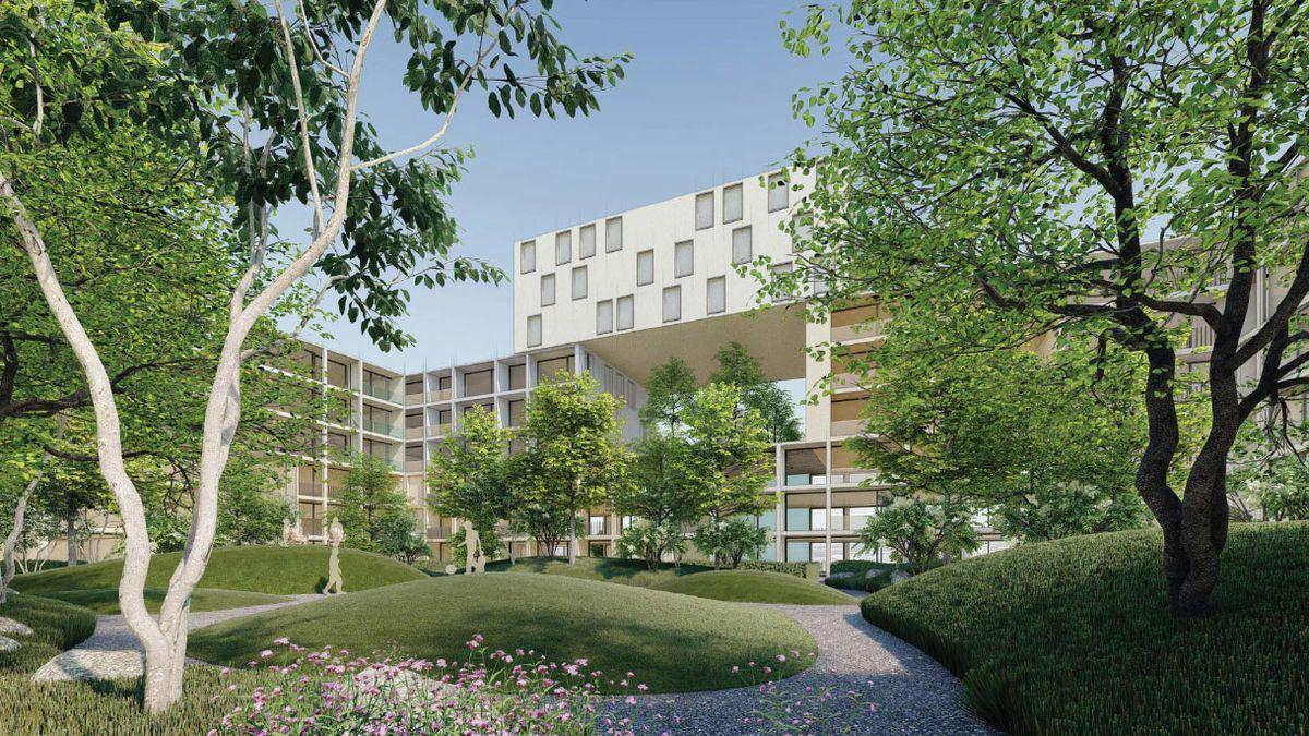 Tisíc bytů pro Prahu. Developer Central Group nakoupil tři pozemky