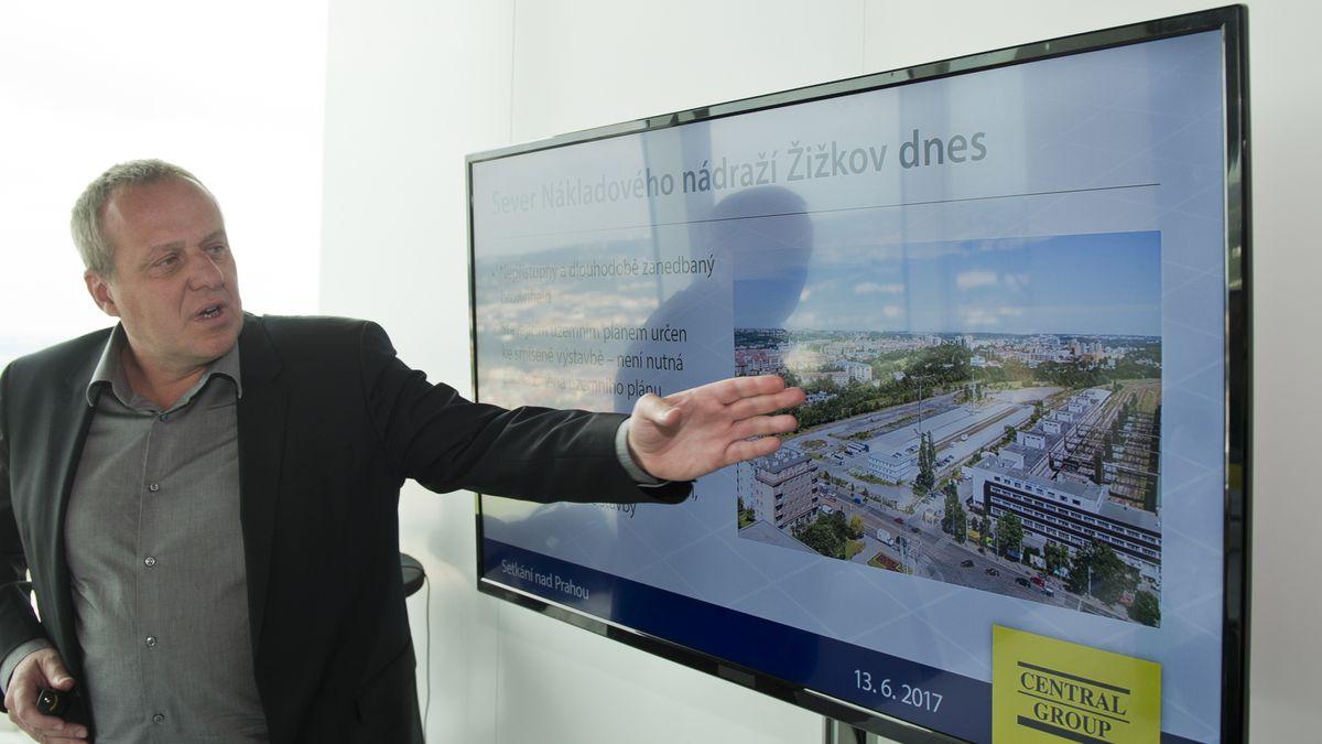 Největší český developer vydělal téměř miliardu. Asází na Pentu