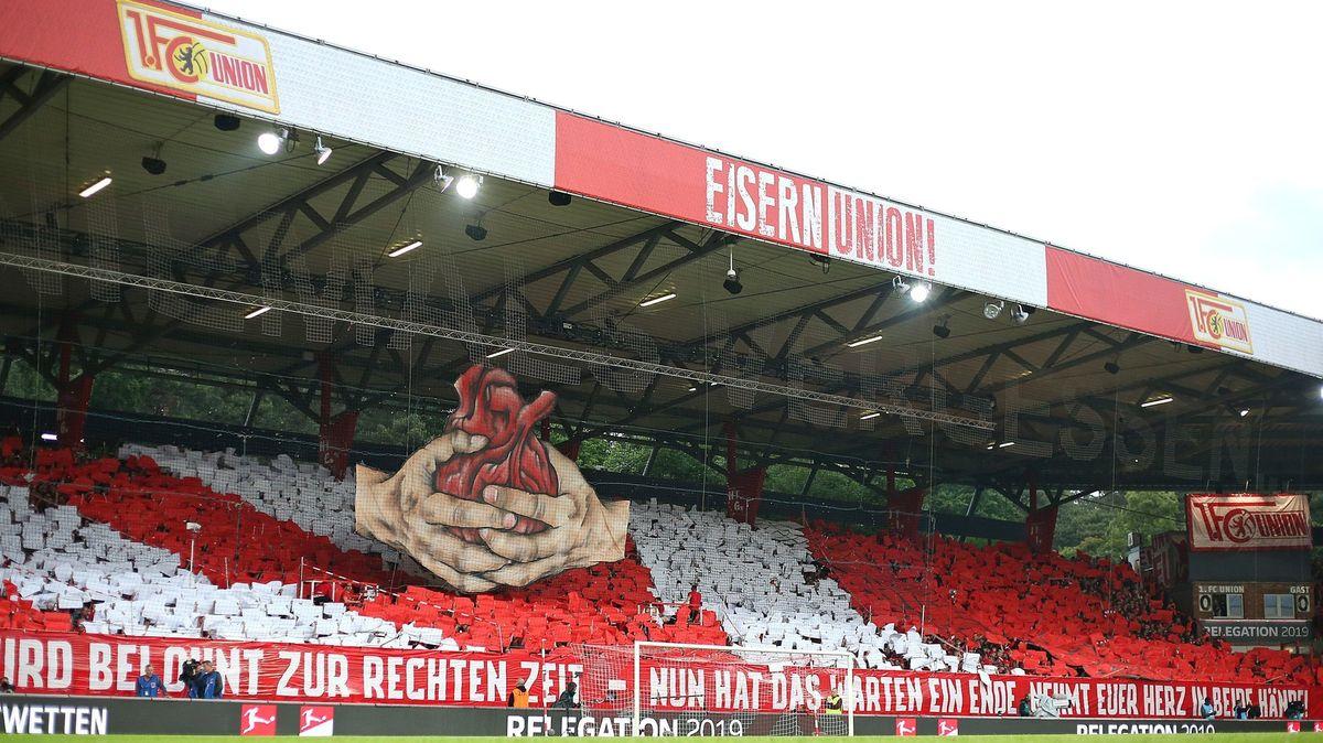 Darovali krev a postavili stadion. Union Berlín je vášní jedinečných fanoušků